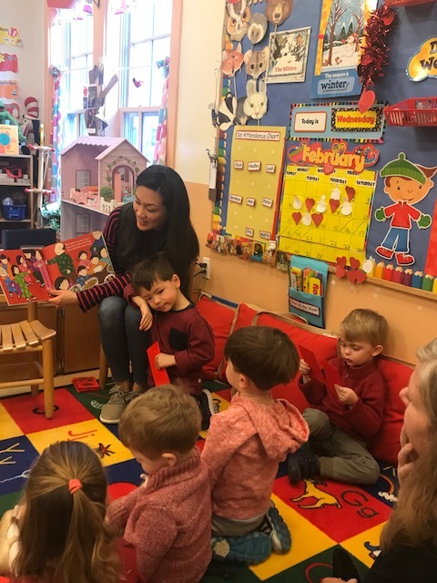 Comparative Literature in Nursery