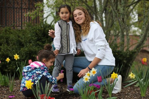 Earth Day Combines Themed Learning, Community, & Service