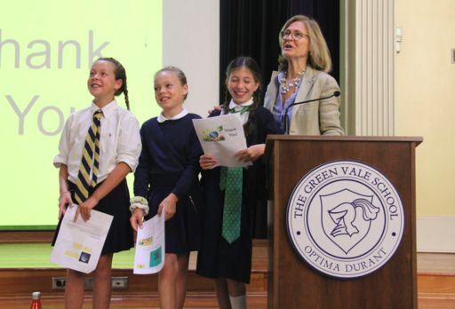 5th Graders Speak Up About Climate Change
